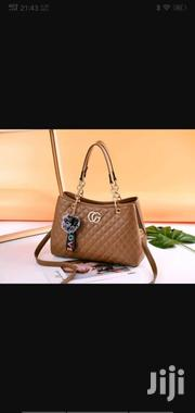 Brown PU Leather Hand Bag | Bags for sale in Nairobi, Nairobi Central