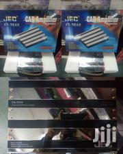 Jec Ca-3246 4 Channel Car Amplifier 800watts | Vehicle Parts & Accessories for sale in Nairobi, Nairobi Central
