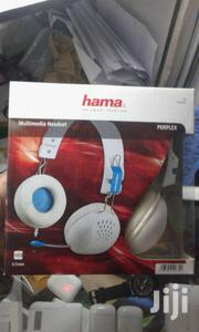 HAMA Perplex-pc Stereo Multimedia Headphones With Mic & Volume Control | Accessories for Mobile Phones & Tablets for sale in Nairobi, Nairobi Central