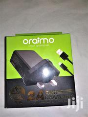 Oraimo 2A Fast Charging Adapter For All Smart Phones - Black | Accessories for Mobile Phones & Tablets for sale in Nairobi, Embakasi
