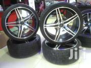 Size 20 Benz Rims Complete With Tyres | Vehicle Parts & Accessories for sale in Nairobi, Mugumo-Ini (Langata)