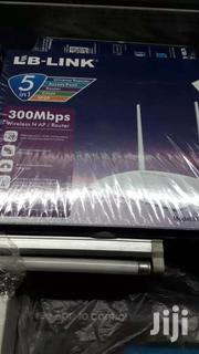 Lb Link Wireless N AP Router 300mbps   Computer Accessories  for sale in Nairobi, Nairobi Central