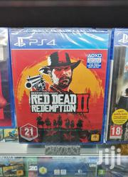 Playstation 4 Red Dead Redemption New | Video Game Consoles for sale in Nairobi, Nairobi Central