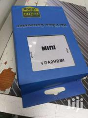 VGA To Hdmi Converter | Computer Accessories  for sale in Nairobi, Mugumo-Ini (Langata)