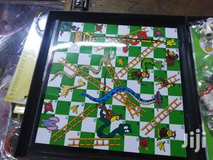 5-in-1 Game Chess Set
