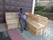 4 Seater Pallet Conner Seat. | Furniture for sale in Nairobi, Ruai