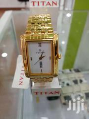 Titan Gold Plated Watch | Watches for sale in Mombasa, Tononoka
