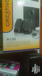 CREATIVE A120 2.1 Channel Desktop Computer Speakers   Audio & Music Equipment for sale in Nairobi, Nairobi Central