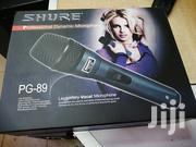 Shure Wire Microphone Pg 89   Audio & Music Equipment for sale in Nairobi, Nairobi Central