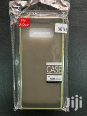 Galaxy Note 8 Translucent Back With Green Edges Case | Accessories for Mobile Phones & Tablets for sale in Nairobi, Nairobi Central