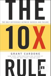 The 10X Rule(Epub) | Books & Games for sale in Nairobi, Nairobi Central