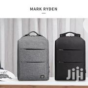 Fashion Grey Antitheft Backpack Bag - With USB   Bags for sale in Nairobi, Nairobi Central