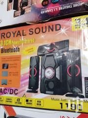 Royal Sound 3.1CH Powerful Stereo | TV & DVD Equipment for sale in Kiambu, Township C