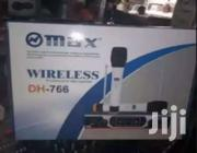 MAX 766 DIGITAL WIRELESS MICROPHONE | Audio & Music Equipment for sale in Nairobi, Nairobi Central