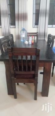 Six Seater Dining Table | Furniture for sale in Mombasa, Bamburi