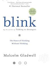 Blink By Malcolm Gladwell | Books & Games for sale in Nairobi, Nairobi Central