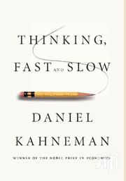 Thinking Fast And Slow (Epub) By Daniel Kahneman | Books & Games for sale in Nairobi, Nairobi Central