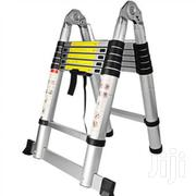Double Telescopic Aluminum Ladder 5mts | Hand Tools for sale in Nairobi, Nairobi Central