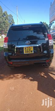 Toyota Land Cruiser Prado 2012 Black | Cars for sale in Nairobi, Karura