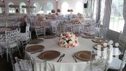 Chiavary Seats And Tables For Hire | Party, Catering & Event Services for sale in Nairobi, Karen