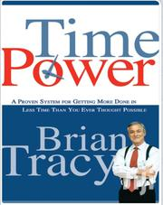 Time Power By Brian Tracy | Books & Games for sale in Nairobi, Nairobi Central