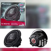 PIONEER TS-W261S4 10 INCH CHAMPION SINGL 4OHM 1200W | Vehicle Parts & Accessories for sale in Nairobi, Nairobi Central