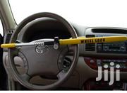 New Anti-theft Steering Wheel Lock, Free Delivery Within Nairobi Town. | Vehicle Parts & Accessories for sale in Nairobi, Nairobi Central