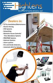 CCTV INSTALLATION And Maintenance Service | Security & Surveillance for sale in Turkana, Lodwar Township
