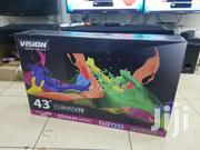 New 43 Inch Vision Smart Android Curved Tv Cbd Shop Call Now   TV & DVD Equipment for sale in Nairobi, Nairobi Central