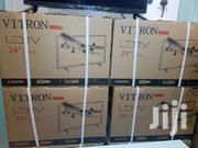 Vitron Dvbt2 LED Tvs 24 Inches | TV & DVD Equipment for sale in Nakuru, Nakuru East