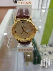 Brown Strap Titan Watch For Men | Watches for sale in Mombasa, Tononoka