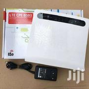 Unlocked Huawei B593 4G Ltewifi Router For Safaricom,Airtel,Telkom,ETC | Computer Accessories  for sale in Nairobi, Nairobi Central