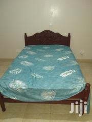 Bed With Matress For Sale. Used For 8 Month, All Look Like New.   Furniture for sale in Kiambu, Ruiru