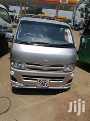 Toyota Hiace In Good Working Condition | Buses & Microbuses for sale in Kiambu, Ruiru