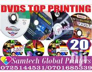Dvds Covers Printing | Computer & IT Services for sale in Nairobi, Nairobi Central