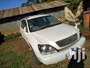 Toyota Harrier 2001 White | Cars for sale in Nairobi, Kangemi