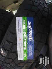 245/70r16 Saferich AT Tyres Is Made In China | Vehicle Parts & Accessories for sale in Nairobi, Nairobi Central