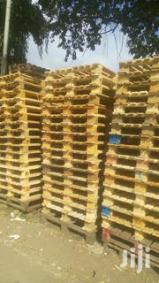 Used Imported Pallets In Good Conditions | Building Materials for sale in Nairobi, Maringo/Hamza