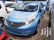 Nissan Note 2012 1.4 Blue | Cars for sale in Mombasa, Mtongwe