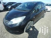 Nissan Note 2012 1.4 Black | Cars for sale in Mombasa, Mtongwe
