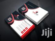 Professional Business Cards Design And Printing 4/= | Other Services for sale in Nairobi, Nairobi Central