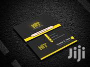 Fancy Business Cards | Other Services for sale in Nairobi, Nairobi Central