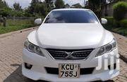 Toyota Mark X 2012 White | Cars for sale in Nairobi, Embakasi