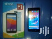 Tecno F1 8 GB Black | Mobile Phones for sale in Kericho, Litein