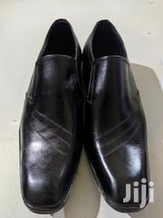 Black Pointed Toe Leather Shoes | Shoes for sale in Nairobi, Westlands