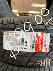 285/60r18 Kumho Tyre's Is Made In Korea | Vehicle Parts & Accessories for sale in Nairobi, Nairobi Central