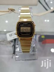 Ladies Gold Casio Digital Watch | Watches for sale in Mombasa, Tononoka