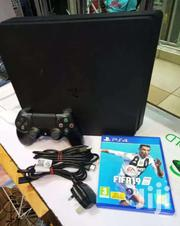 Ps4 Slim 500GB With Fifa 19 Game | Video Game Consoles for sale in Nairobi, Nairobi Central