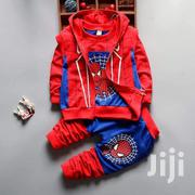 3 Pieces Spiderman Outfit | Children's Clothing for sale in Nairobi, Nairobi Central