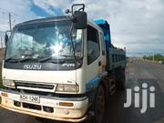 Isuzu FVR Tipper | Trucks & Trailers for sale in Nyeri, Mweiga